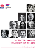 The State of Community Relations in NSW - Community Relations Report 2014-15