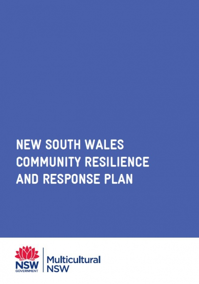 NSW Community Resilience and Response Plan