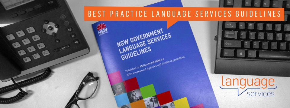 Language Services Guidelines
